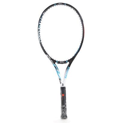 ダンロップ DUNLOP 硬式テニスラケット スリクソン レヴォ CV 5.0 SR21603   (ブラック×ブルー)
