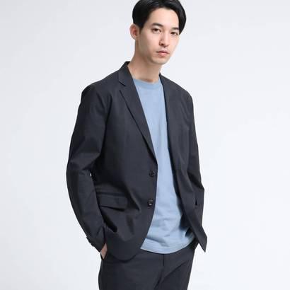 ティーケー タケオ キクチ tk.TAKEO KIKUCHI 【洗える】COOLMAX(R) シアサッカージャケット (ブラック)