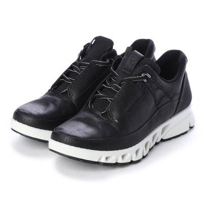 エコー ECCO OMNI-VENT. Outdoor Shoe (BLACK)