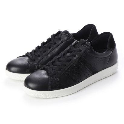 エコー ECCO SOFT 1 W Shoe (BLACK/BLACK)