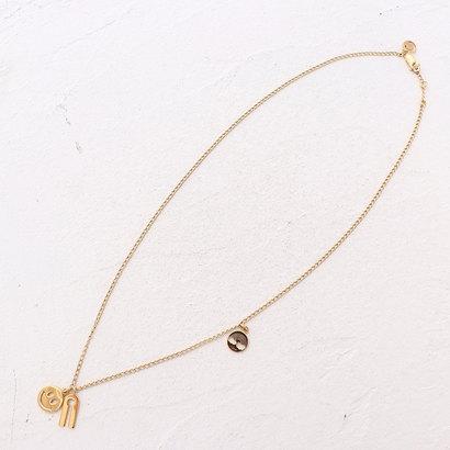 【アウトレット】ナノ ユニバース NANO UNIVERSE outlet 【CHLOE】LB/Short necklace (ゴールド)