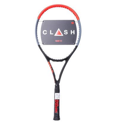 ウィルソン 未張りラケット Wilson 硬式テニス 硬式テニス 未張りラケット CLASH 100 100 WR005611S1, キヨスチョウ:cb728f37 --- sunward.msk.ru