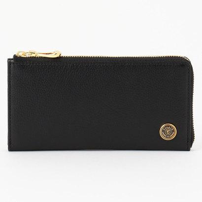 キプリス ウィメンズ CYPRIS Women's エポウレット L字ファスナーコンパクト長財布 (ブラック)