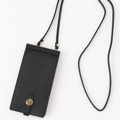 キプリス ウィメンズ CYPRIS Women's エポウレット スマフォショルダーiPhone 6,6s,7,8,第二世代SEに対応(ブラック)