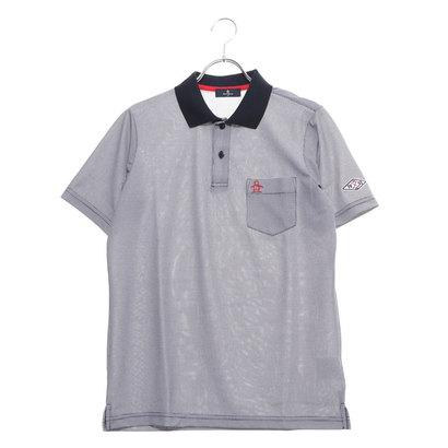 マンシングウエア Munsingwear メンズ ゴルフ 半袖シャツ ハンソデシヤツ(ニツト) XJWMN216AP