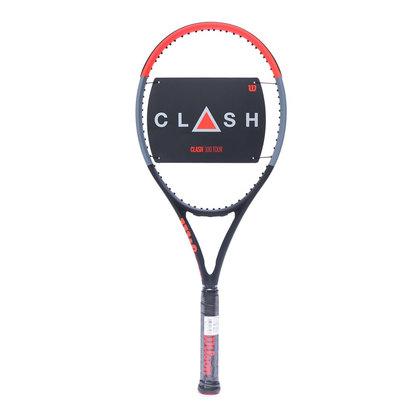 ウィルソン Wilson 硬式テニス 未張りラケット CLASH 100TOUR WR005711S2