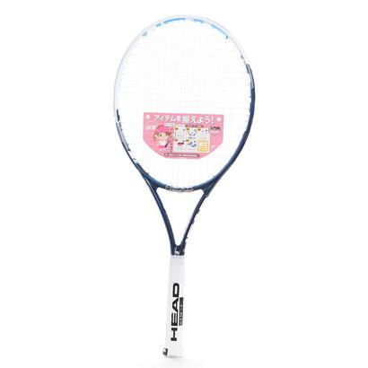 ヘッド HEAD 硬式テニスラケット HD Gインスライト107NW (ネイビー×ホワイト)