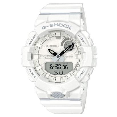 【G-SHOCK】G-SQUAD(ジー・スクワッド) / GBA-800-7AJF (ホワイト)