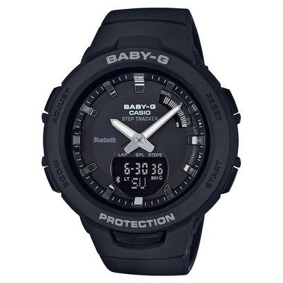 【BABY-G】 G-SQUAD(ジー・スクワッド) / BSA-B100-1AJF (ブラック)