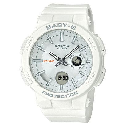 【BABY-G】WANDERER SERIES(ワンダラー・シリーズ) / BGA-255-7AJF (ホワイト)