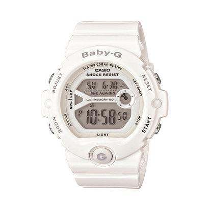 【BABY-G】for running series(フォー・ランニング・シリーズ) / BG-6903-7BJF (ホワイト)