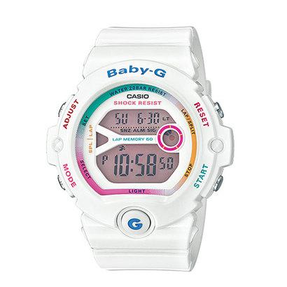 【BABY-G】for running series(フォー・ランニング・シリーズ) / BG-6903-7CJF (ホワイト)