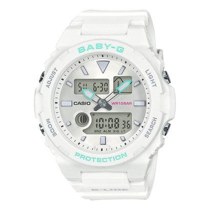 【BABY-G】G-LIDE(Gライド) / BAX-100-7AJF (ホワイト)