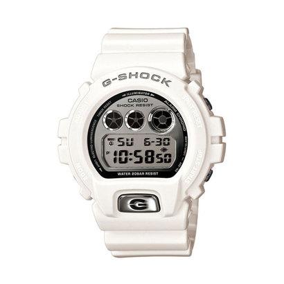 【G-SHOCK】 Metallic Dial Series(メタリックダイアルシリーズ) / DW-6900MR-7JF (ホワイト×シルバー)