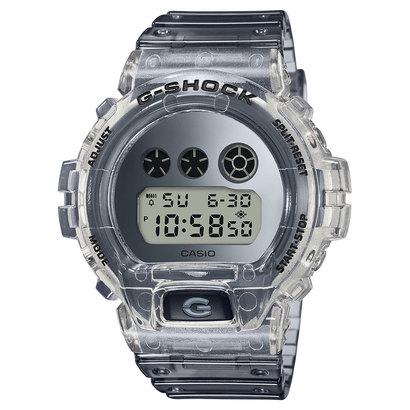 【G-SHOCK】Clear Skelton(クリアスケルトン) / DW-6900SK-1JF (クリアブラック×シルバー)