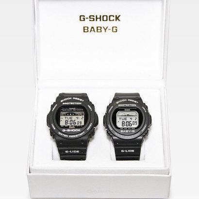 【G-SHOCK&BABY-G】G-LIDE(Gライド) ペアモデル / GWX-5700CS-1JF x BLX-570-1JF (ブラック)