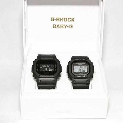 【G-SHOCK&BABY-G】Pair Model / DW-5600BB-1JF × BGD-560-1JF (ブラック)