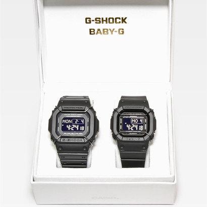 【G-SHOCK&BABY-G】Pair Model / DW-D5600P-1JF × BGD-501-1JF (ブラック)