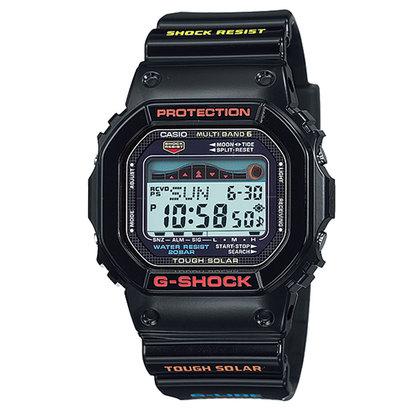 【G-SHOCK】 G-LIDE(Gライド) / 電波ソーラー / GWX-5600-1JF (ブラック)