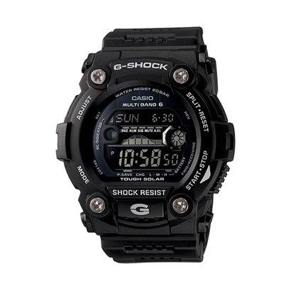 【G-SHOCK】高機能デジタルモデル / 電波ソーラー / GW-7900B-1JF (ブラック)