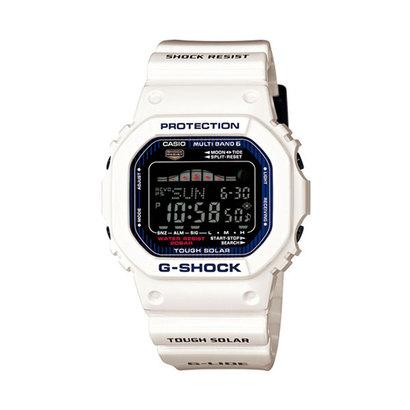 【G-SHOCK】G-LIDE(Gライド) / 電波ソーラー&タイドグラフ / GWX-5600C-7JF (ホワイト×ブラック)