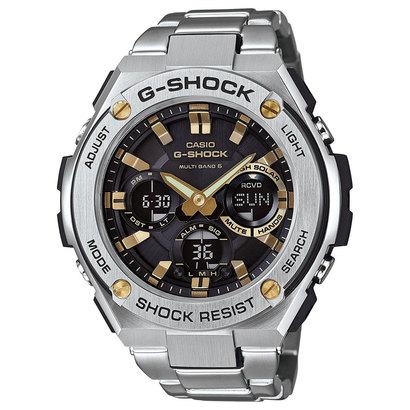 【G-SHOCK】G-STEEL(Gスチール) / GST-W110D-1A9JF (ブラック×ゴールド)