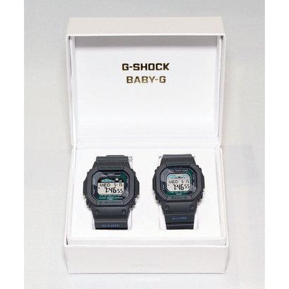 【G-SHOCK&BABY-G】Pair Model / G-LIDE(Gライド) / GLX-5600VH-1JF × BLX-560VH-1JF (ブラック)