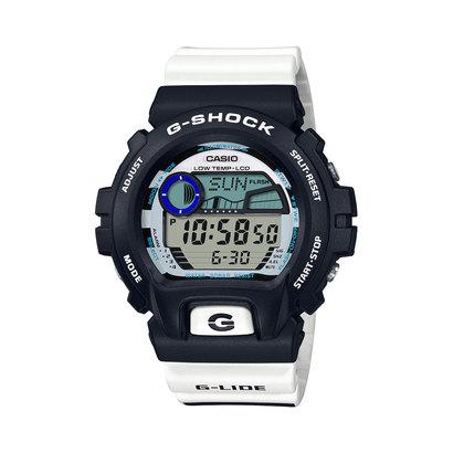 【G-SHOCK】G-LIDE(Gライド) / GLX-6900SS-1JF (ブラック×ホワイト)
