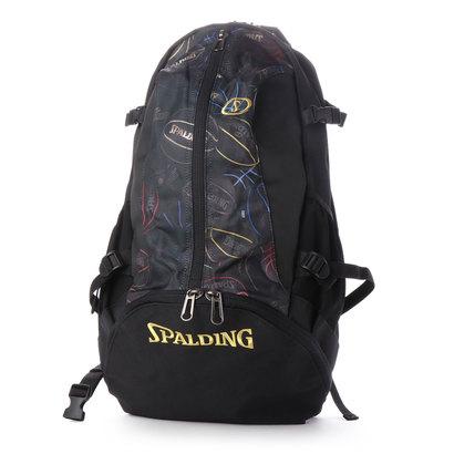 スポルディング SPALDING バスケットボール バックパック ケイジャー ブラックボール 40-007BKB