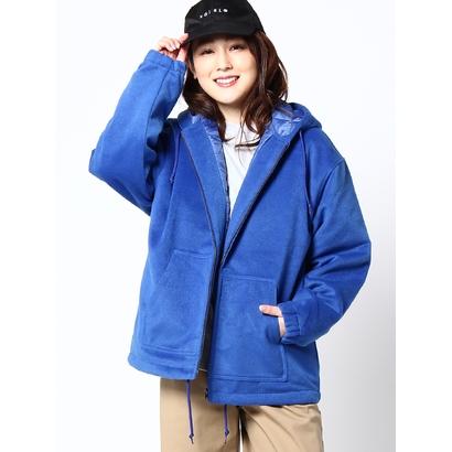 【アウトレット】X-girl X-BABYCOLORBLOUSON BLUE