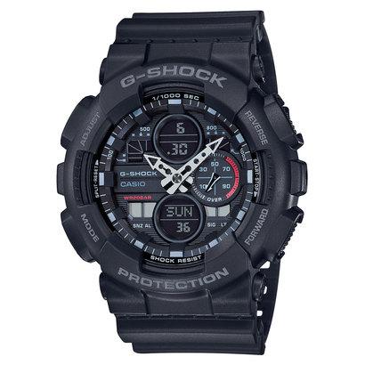 【G-SHOCK】GA-140シリーズ / GA-140-1A1JF (ブラック)