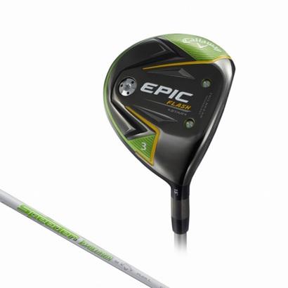 キャロウェイゴルフ Callaway Golf EPIC FALSH STAR FW Ladies フェアウェイウッド Speeder EVOLUTION for Callaway 【返品不可商品】