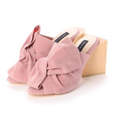 ハニーミーハニー HONEY MI HONEY ribbon sandal (pink)