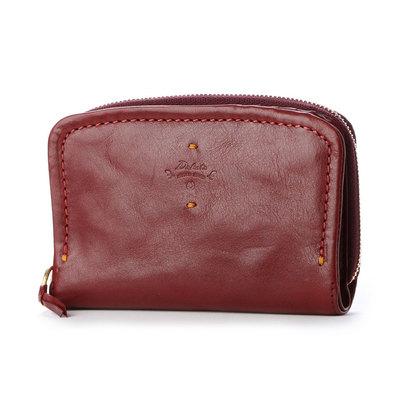 ダコタ Dakota 【MORITA & Co.】 カッシーニ 二つ折り財布 (レンガ)