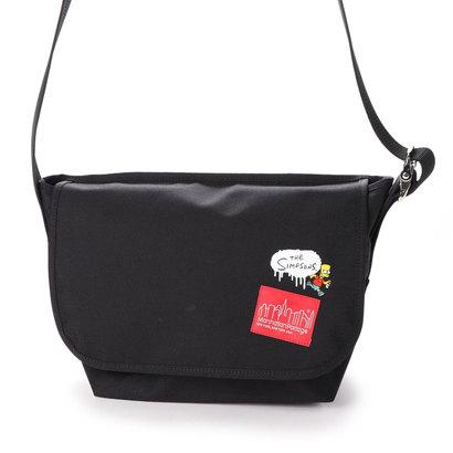 マンハッタンポーテージ Manhattan Portage Manhattan Portage×The Simpsons Vintage Messenger Bag JR (Black)