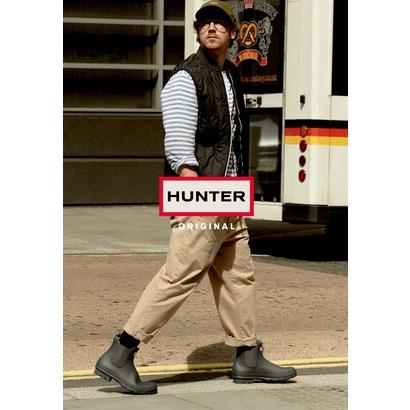 ハンター HUNTER MENS ORIGINAL CHELSEA (BLK)