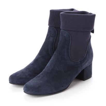 【アウトレット】アンタイトル シューズ UNTITLED shoes ショートブーツ (ブルースエード)