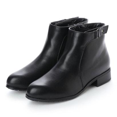イング ing ファーショートブーツ (ブラック)