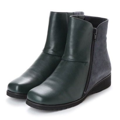 【アウトレット】ピサ PISAZ ブーツ (グリーンコンビ)