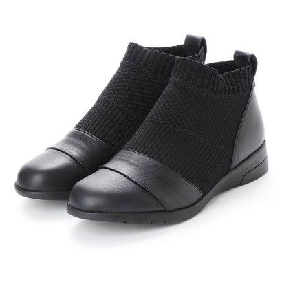 【アウトレット】ピサ PISAZ ブーツ (ブラックファブリック)