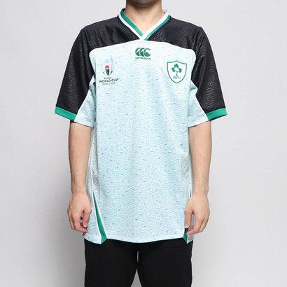 カンタベリー CANTERBURY メンズ ラグビー 半袖シャツ RWC2019 IRELAND REPLICA ALTERNATE JERSEY VWR39005