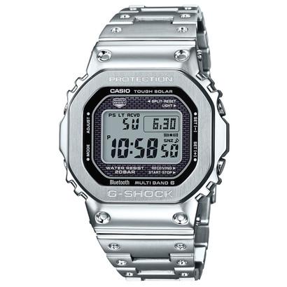 【G-SHOCK】フルメタルモデル / GMW-B5000D-1JF (ブラック×シルバー)