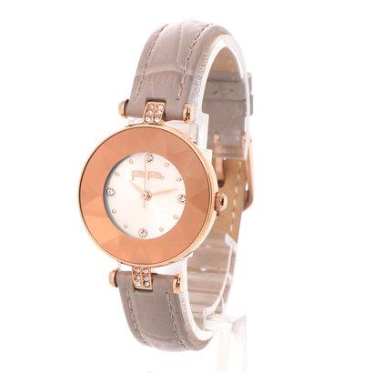 フォリフォリ Folli Follie CHIC & SLEEK カットガラスウォッチ/腕時計 (グレー)
