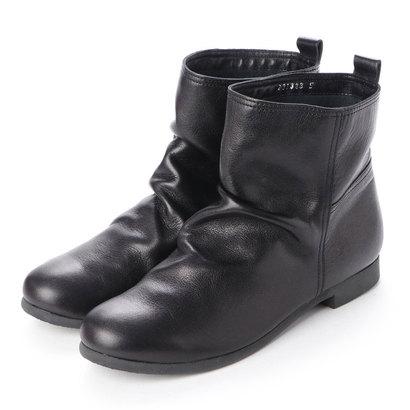 ヒップス HIPS ショートブーツ (ブラック)