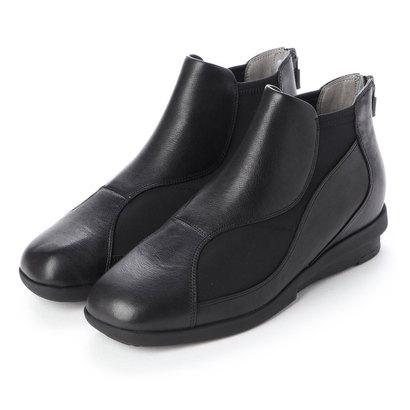 【アウトレット】フィットフィット fitfit 軽量グリップアンクルブーツ (ブラック)