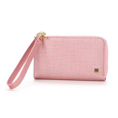 キプリス ウィメンズ CYPRIS Women's ポン スマートフォン対応ハニーセル財布 (ピンク)
