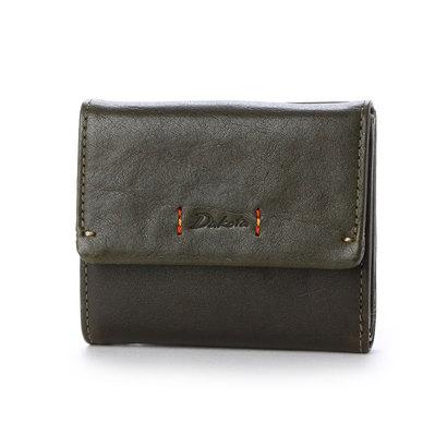 ダコタ Dakota 【MORITA & Co.】 ピチカート 二つ折り財布 (グリーン)
