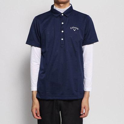 キャロウェイ Callaway メンズ ゴルフ セットシャツ ハンシャツインナーセットアップ アルペンベッチュウ 2419257505