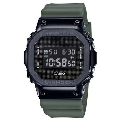 【G-SHOCK】5600シリーズ / GM-5600B-3JF (グリーン×ブラック)