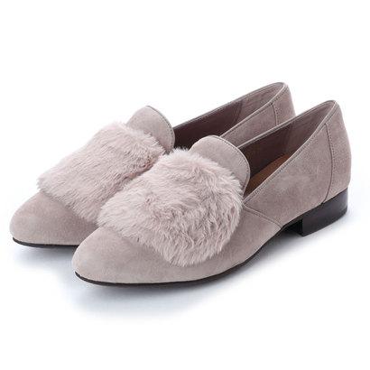 【アウトレット】アンタイトル シューズ UNTITLED shoes パンプス (ベージュスエード)